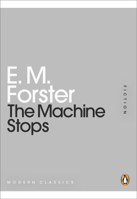 Cover for: The Machine Stops