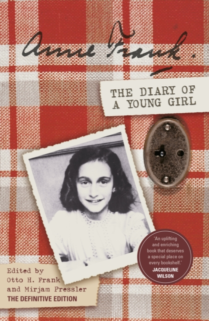 Cover for: The Diary of a Young Girl