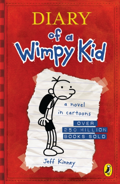Cover for: Diary Of A Wimpy Kid (Book 1)