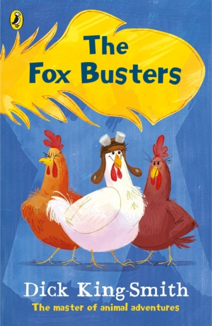 Cover for: The Fox Busters