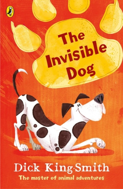 Cover for: The Invisible Dog