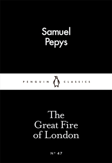Cover for: The Great Fire of London