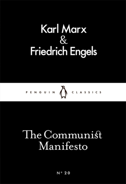 Cover for: The Communist Manifesto