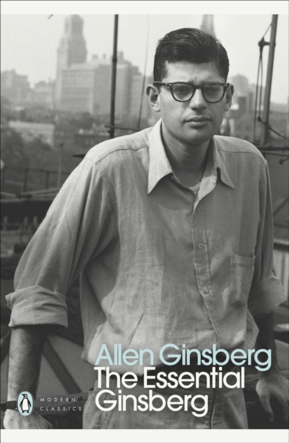 Cover for: The Essential Ginsberg