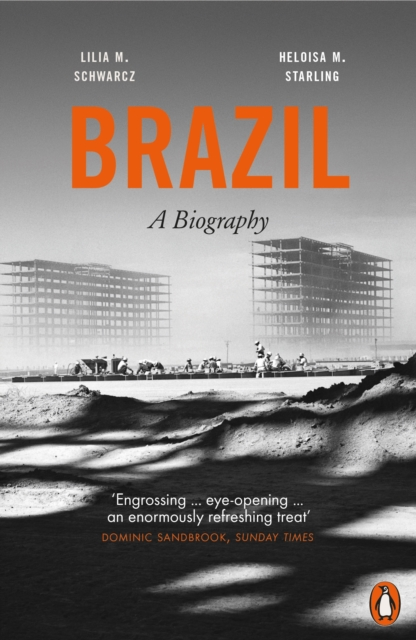 Cover for: Brazil: A Biography