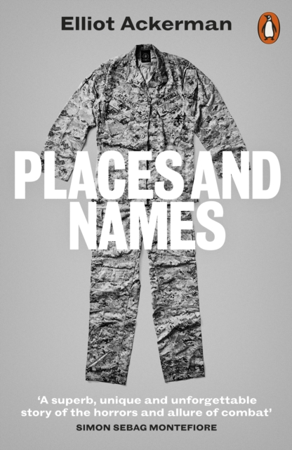 Cover for: Places and Names : On War, Revolution and Returning