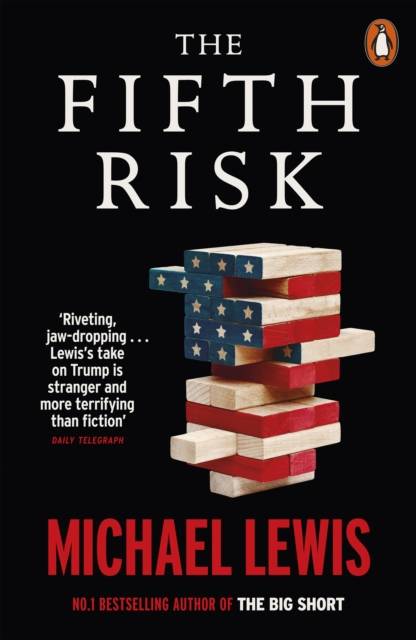 Cover for: The Fifth Risk : Undoing Democracy