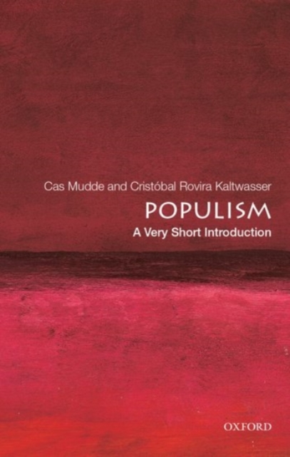 Cover for: Populism: A Very Short Introduction