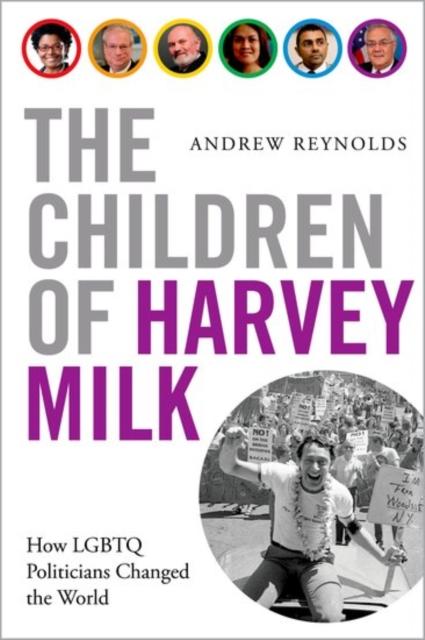 Cover for: The Children of Harvey Milk