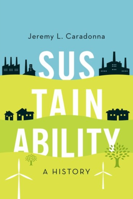 Cover for: Sustainability : A History