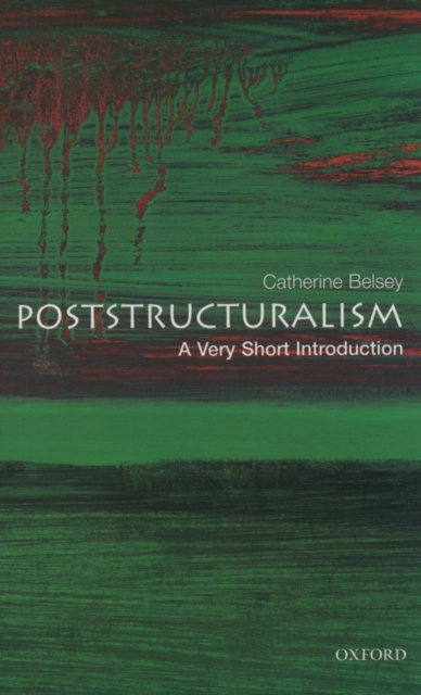 Cover for: Poststructuralism: A Very Short Introduction