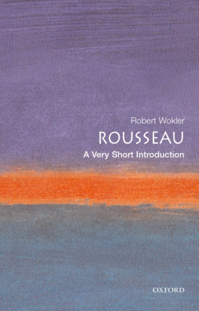 Cover for: Rousseau: A Very Short Introduction : 48