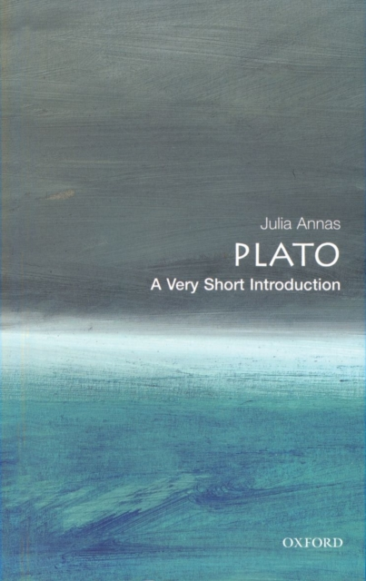 Cover for: Plato: A Very Short Introduction
