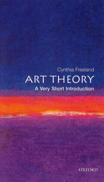 Image for Art Theory: A Very Short Introduction