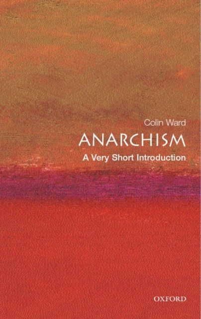 Image for Anarchism: A Very Short Introduction
