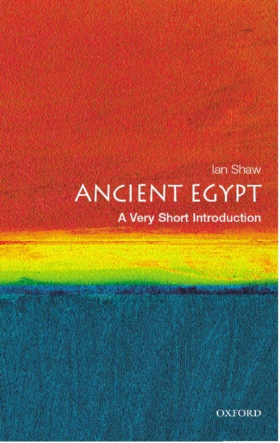 Cover for: Ancient Egypt: A Very Short Introduction
