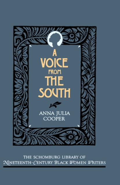 Image for A Voice From the South