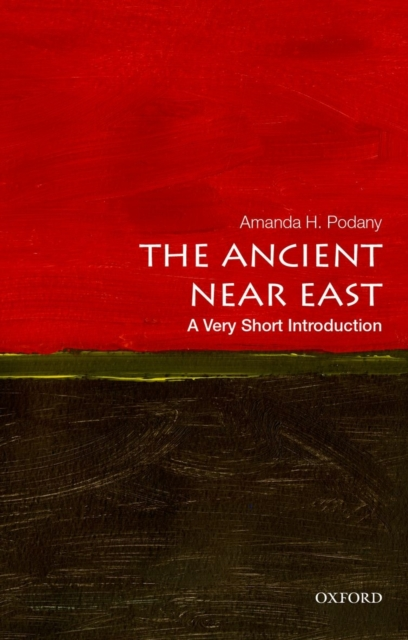 Cover for: The Ancient Near East: A Very Short Introduction