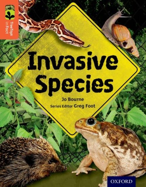 Oxford Reading Tree TreeTops inFact: Level 13: Invasive Species (. 9780198306580