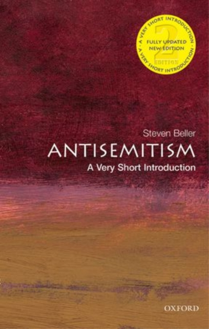 Image for Antisemitism: A Very Short Introduction