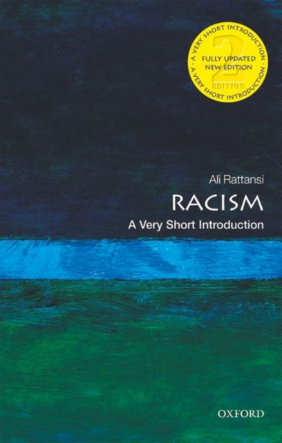 Cover for: Racism: A Very Short Introduction