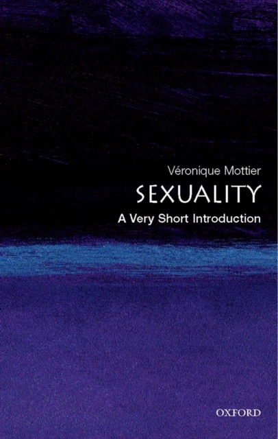 Cover for: Sexuality: A Very Short Introduction