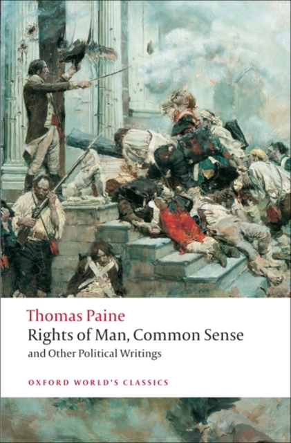 Cover for: Rights of Man, Common Sense, and Other Political Writings