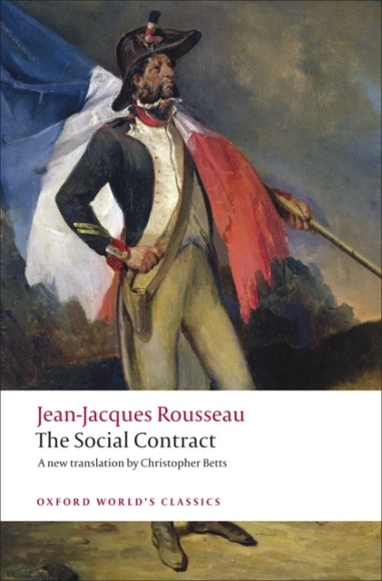 Cover for: Discourse on Political Economy and The Social Contract