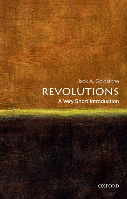 Cover for: Revolutions: A Very Short Introduction