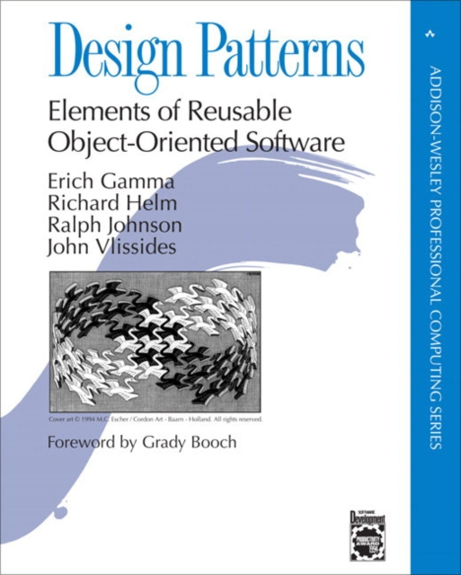 Design patterns : elements of reusable object-oriented software (. 9780201633610