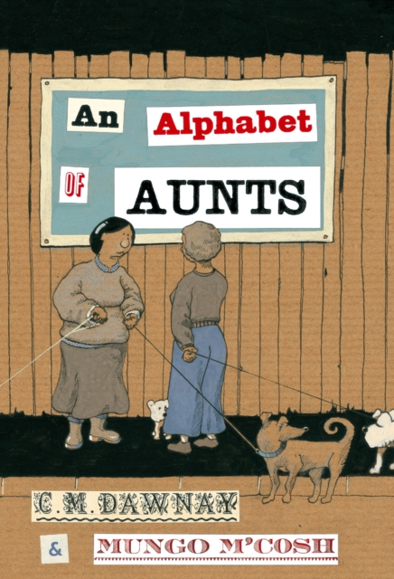Cover for: An Alphabet of Aunts