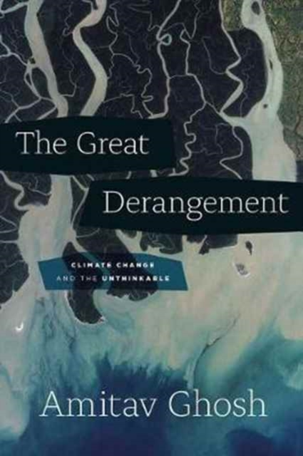 Cover for: The Great Derangement : Climate Change and the Unthinkable