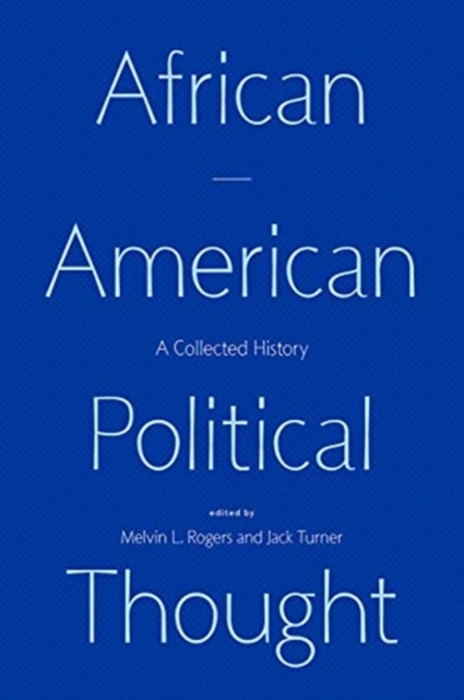 Image for African American Political Thought : A Collected History