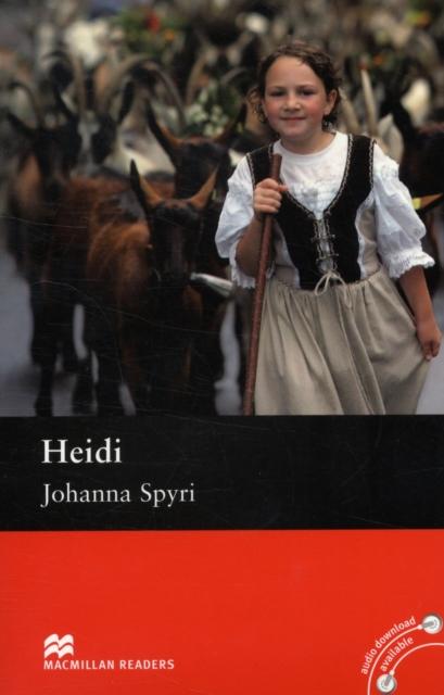 Heidi: Pre-intermediate Level (Macmillan Reader) (Macmillan Readers) (Paperback)