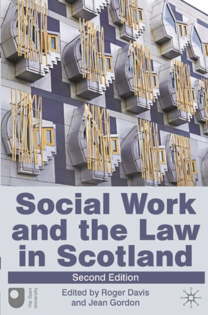 Cover for: Social Work and the Law in Scotland