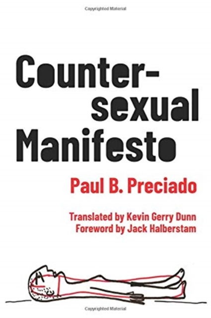 Cover for: Countersexual Manifesto
