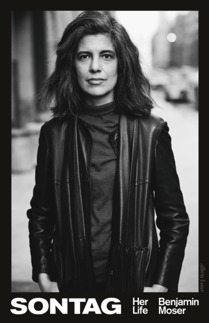 Cover for: Sontag : Her Life