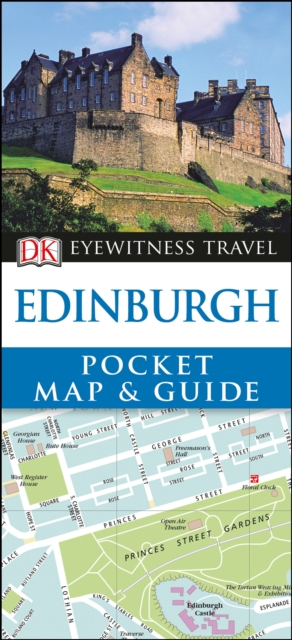 Image for DK Eyewitness Edinburgh Pocket Map and Guide