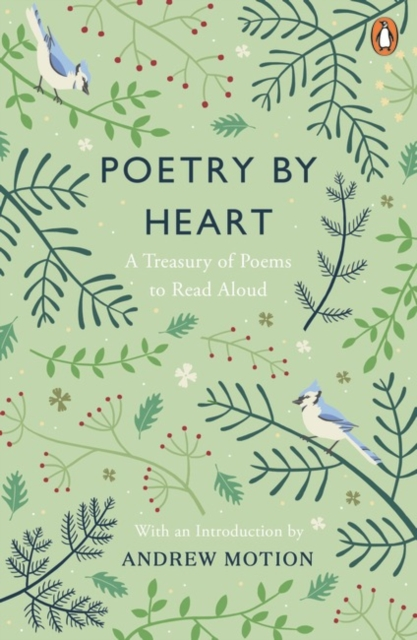 Cover for: Poetry by Heart : A Treasury of Poems to Read Aloud