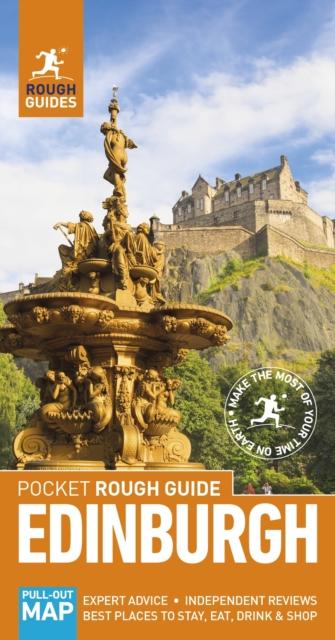 Cover for: Pocket Rough Guide Edinburgh (Travel Guide)