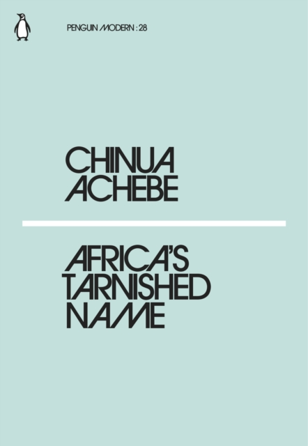 Cover for: Africa's Tarnished Name