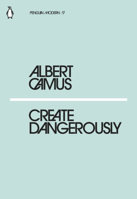 Cover for: Create Dangerously