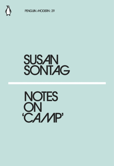 Image for Notes on Camp