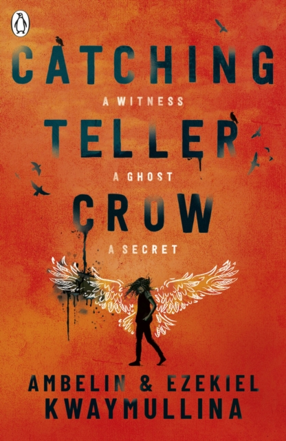 Cover for: Catching Teller Crow