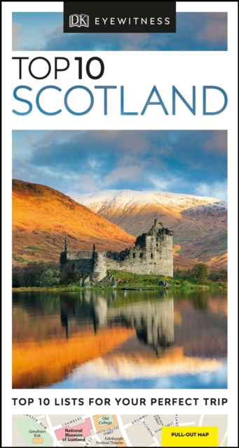 Cover for: DK Eyewitness Top 10 Scotland