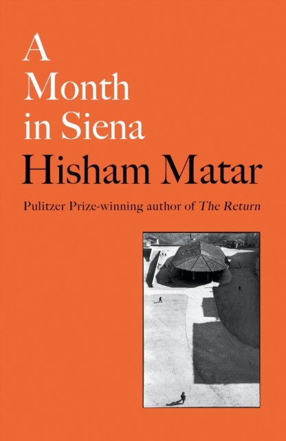 Cover for: A Month in Siena