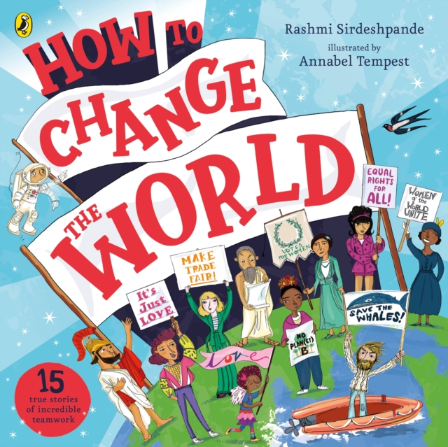 Cover for: How To Change The World