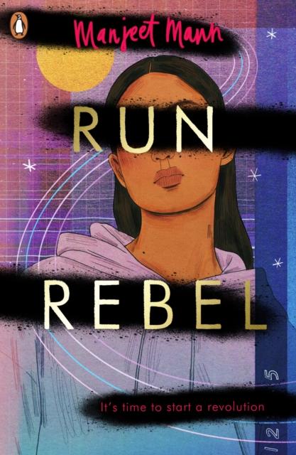 Cover for: Run, Rebel