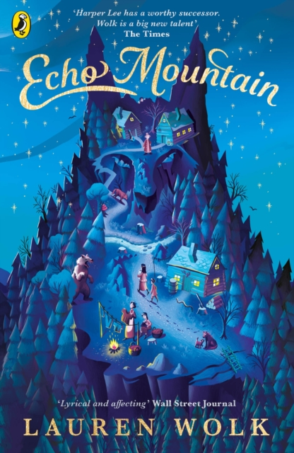 Cover for: Echo Mountain