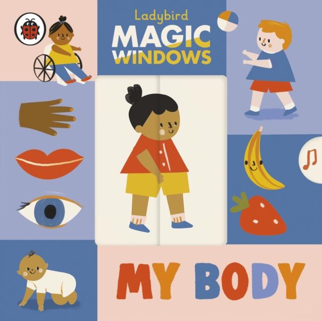 Image for Magic Windows: My Body